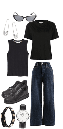 🖤Casual every day outfit🖤