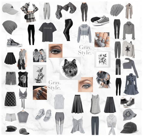 Gray Doesn't Mean Sad