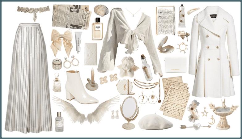 Modern Vintage Pearl