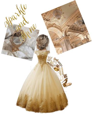 Gold Royalty 👑 👸🏼