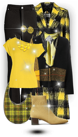 // yellow buzz //