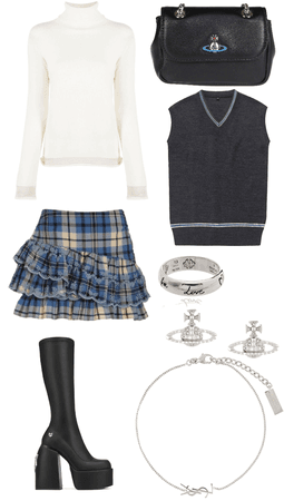preppy fit