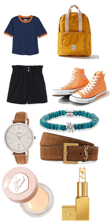 Cute College Kid Outfit