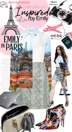 inspired by Emily in Paris