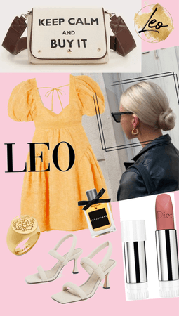 Leo Outfit