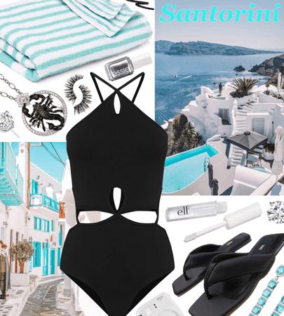SPRING 2021: Santorini Greece
