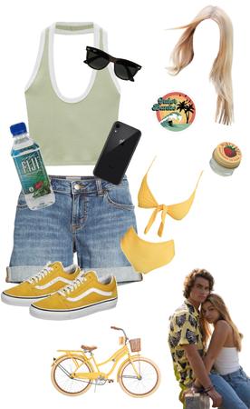 Sarah Cameron outfit ♡