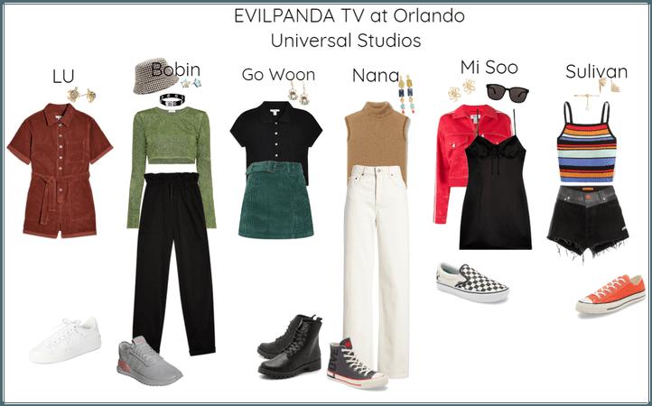 EVILPANDA TV at Orlando