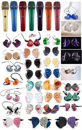 Mics and In-Ear Monitors