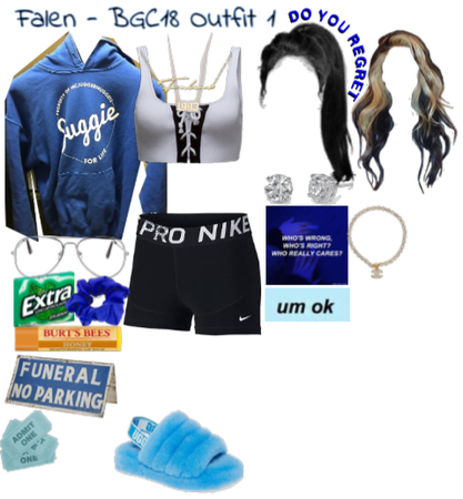 Falen - Bad Girls Club 18 (Outfit 01)