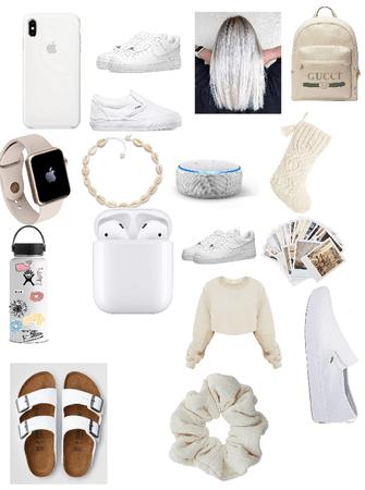 white//beige🤍🤎🤞