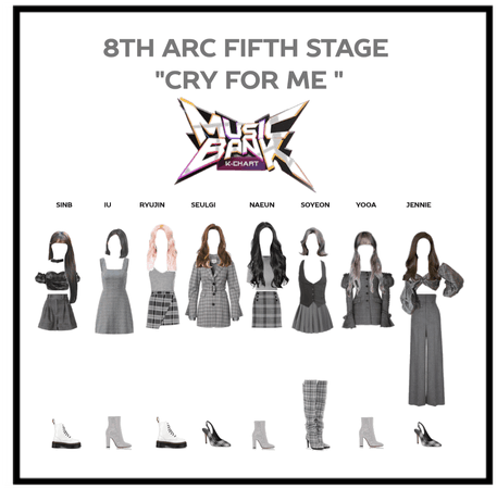 Cry for me 5th stage