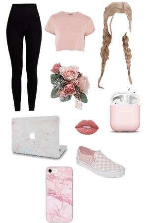 pink aesthetic for @fry09 contest