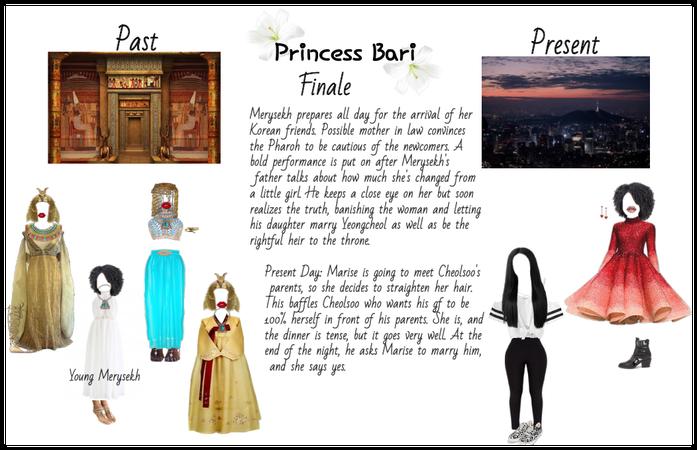 Princess Bari | Episode 15 Finale with Iris