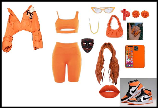 say yes to orange