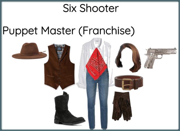 Six Shooter (Puppet Master (Franchise)