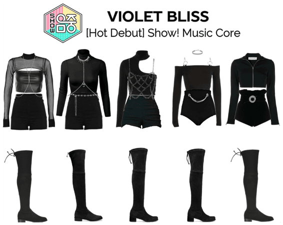 VIOLET BLISS '[Hot Debut] Show! Music Core'