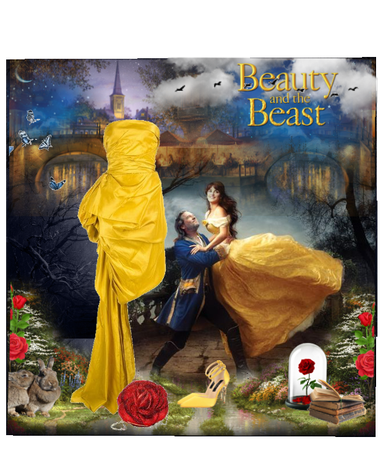 Stylart Beauty and the Beast