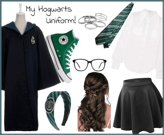 J. K. Rowlings Birthday: My Hogwarts Uniform