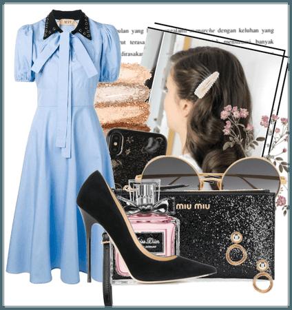 Midi Dress Style