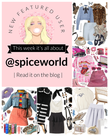 NEW Featured User @spiceworld