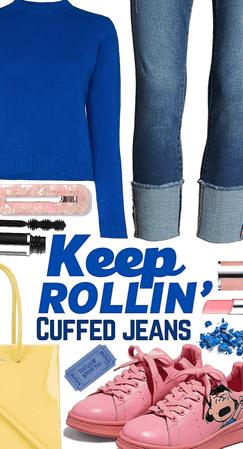 keep rollin' _