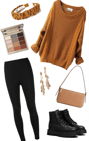 a Perfect outfit for Fall