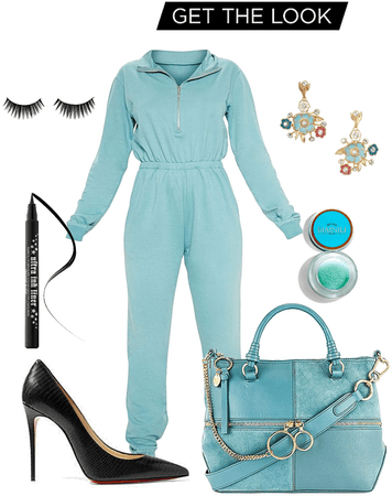 teal and trendy