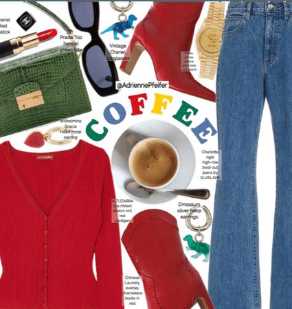 💚COFFEE ❤️ Cappuccino Day!!!