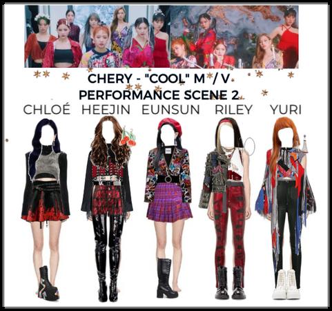 CHERY - COOL M/V II SET 2