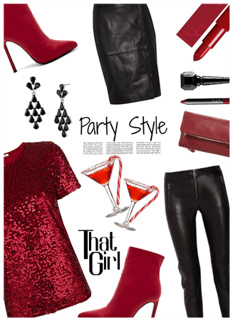 Party Style. Be that girl!