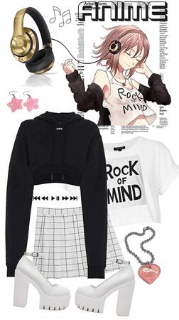 Anime Rock of Mind
