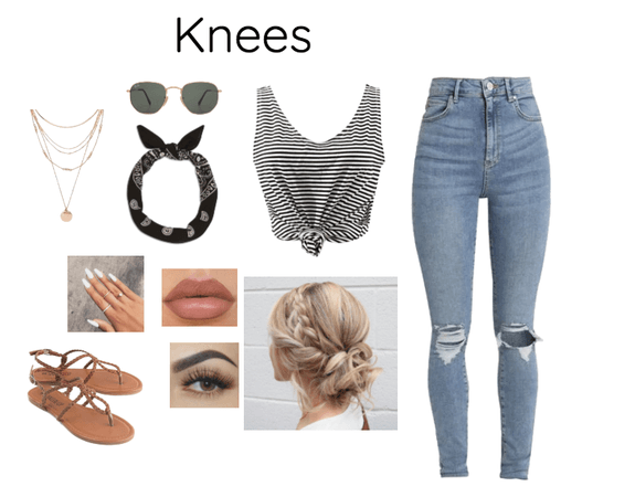 Knees by: Bebe Rexha