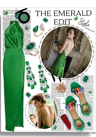Emerald Obsession