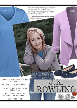 JK Rowling!