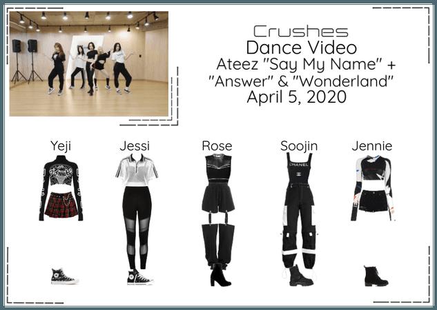 Crushes (호감) Dance Video