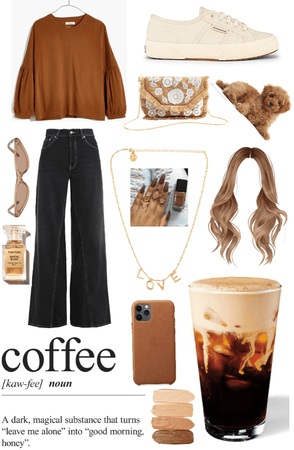 coffee inspired style