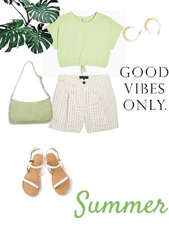 Fresh Green Summer vibes 🌴🌿