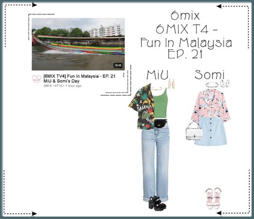 《6mix》6mix TV4: Fun In Malaysia - Ep. 21