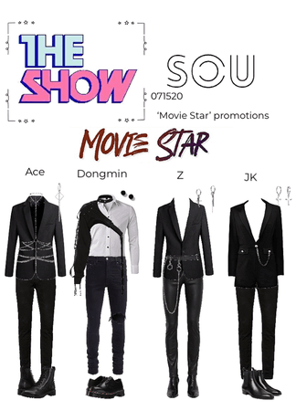The Show- Movie Star