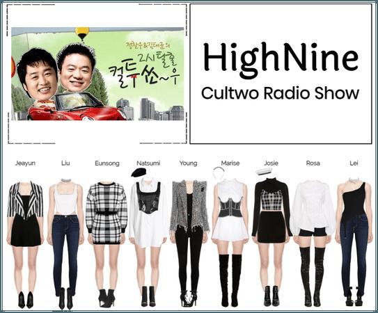 HighNine (하이 나인) Cultwo Radio Show