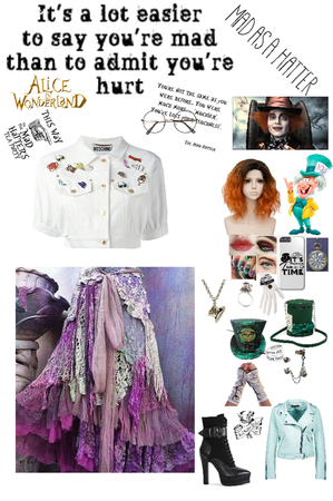 The Mad Hatters Daughter