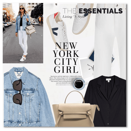 NYC girl: the essentials