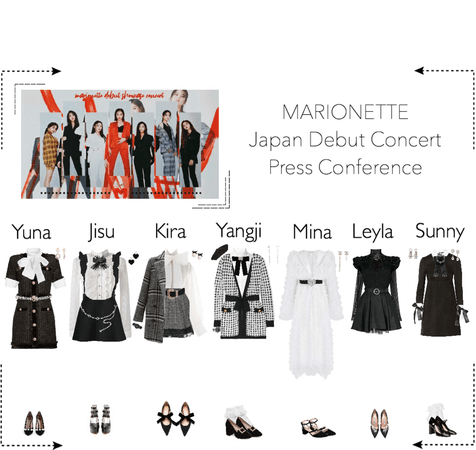 MARIONETTE (마리오네트) [Press Conference] Japan Debut Showcase