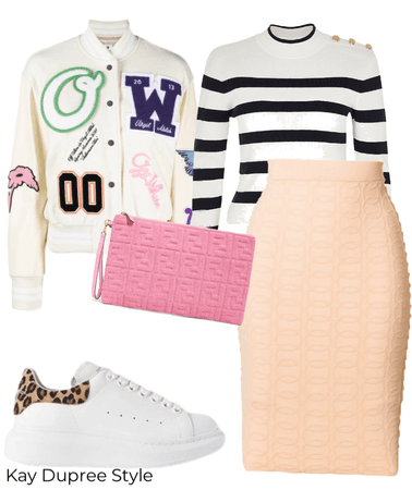 skirt x sneakers (part 3)