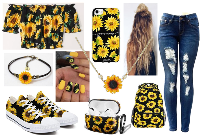 Sunflower Girl (2)