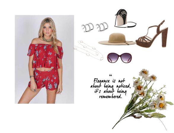 Elegant Summer style