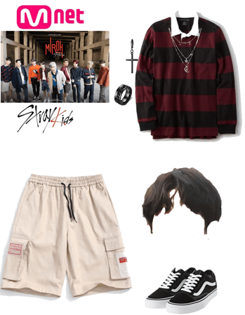 Stray kids miroh outfit