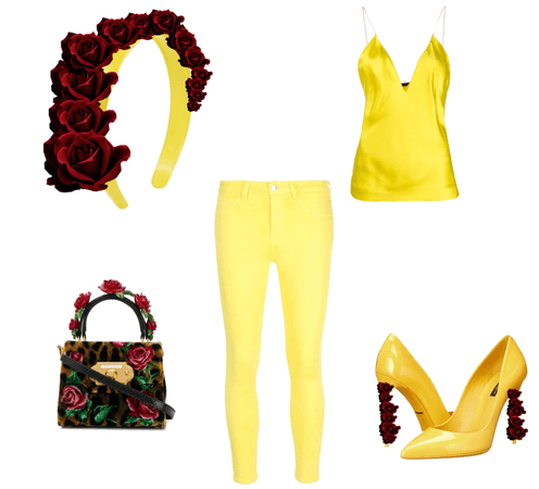 What Belle Would Dress like In the 21st Century!