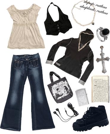 bella swan elena gilbert style 2000s casual cool girl